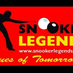 The Snooker Legends 'Cues of Tomorrow' Junior Series